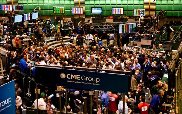 Анализ CME Group (CME)